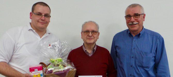DRK Griesheim zieht Jahresbilanz
